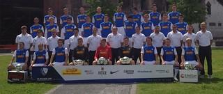 VfL Bochum 1848 e.V. Mannschaftsfoto der Saison 2012/2013