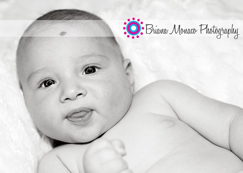 Baby JC 3 months