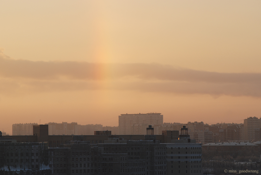 Winter Rainbow 02