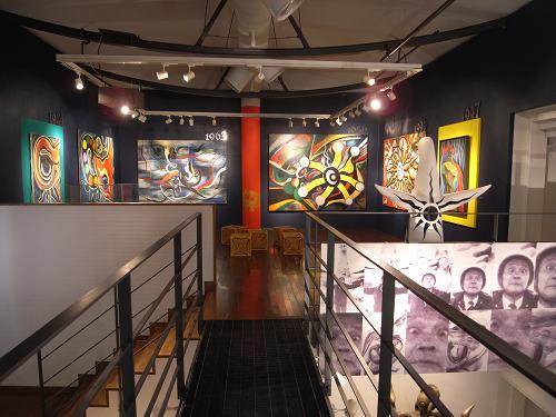 芸術が爆発する美術館『岡本太郎記念館』@東京南青山