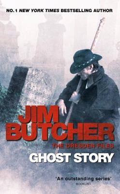 Jim Butcher wasn't always an urban fantasy writer