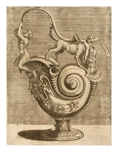 011-Jarrones, jarras y cuencos grotescos 1548-Cornelio Bos- © Rijksmuseum