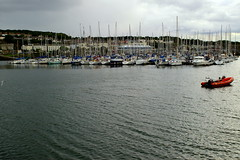 Dublin's Howth Harbour