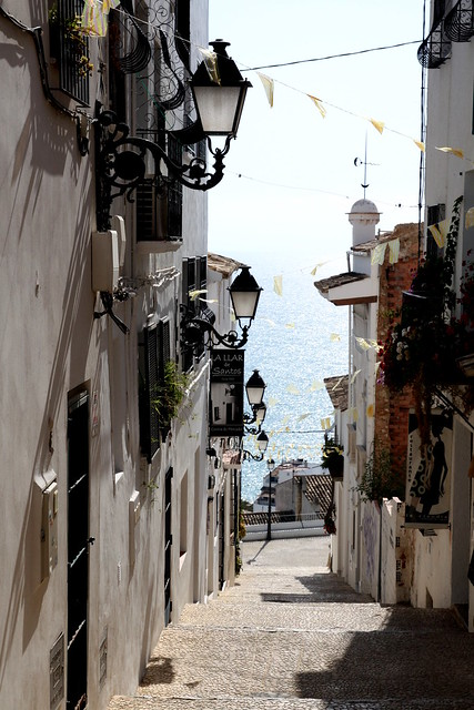 Escaleras al Mediterráneo