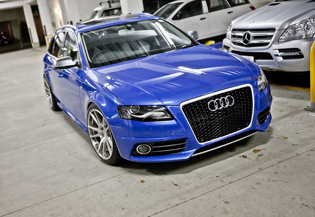 Anyone Have The Rs4 Grill They Want To Get Rid Of