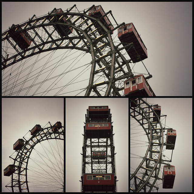 365 days / day 160 - Wiener Riesenrad