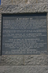 Photo of Grey plaque № 10996