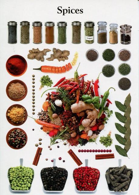 Ням-нямки :))) Spices