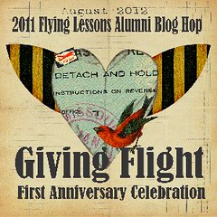 2011 Flying Lessons Alumni Blog Hop