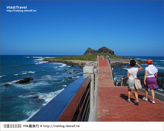 【台東必去景點】台東三仙台~我心目中台灣最美的一座橋啊!15