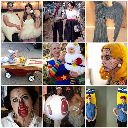 Fabulous halloween costumes