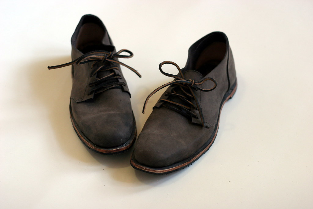 Arie's bandmade shoes