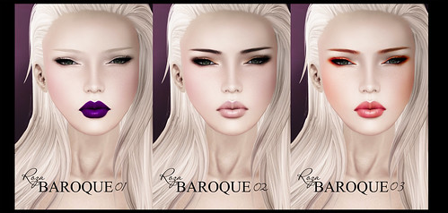 Glam Affair - Roza BaroQ - Collabor88