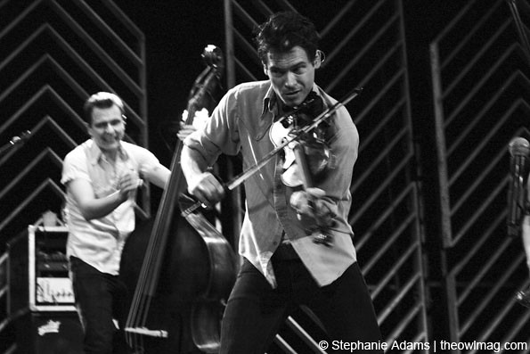 Old Crow Medicine Show @ Central Park Summerstage, NY 8/6/12