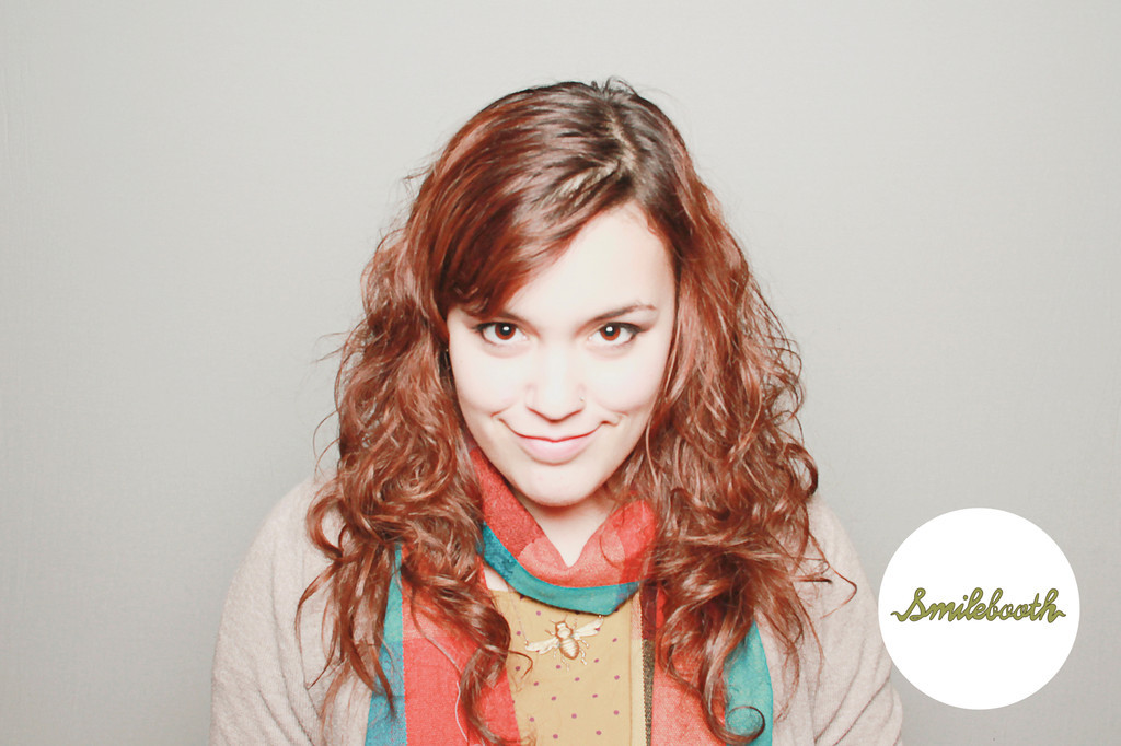 Ciara Sames job Atlanta Smilebooth graphic designer