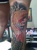 japanese kio tattoo tattoo by John