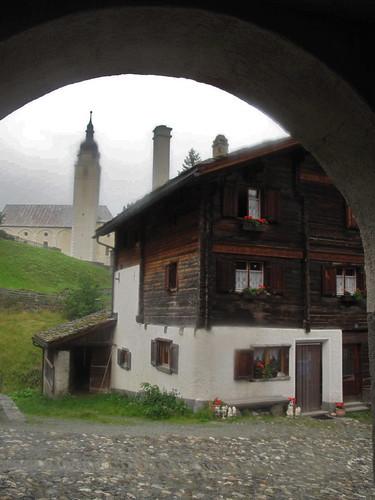 Splügen, Graubünden, Switzerland