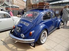 Volkswagen Beetle Kever Maggiolino Coccinelle Käfer