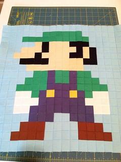 Luigi Block