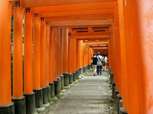 The Thousand Torii Gates