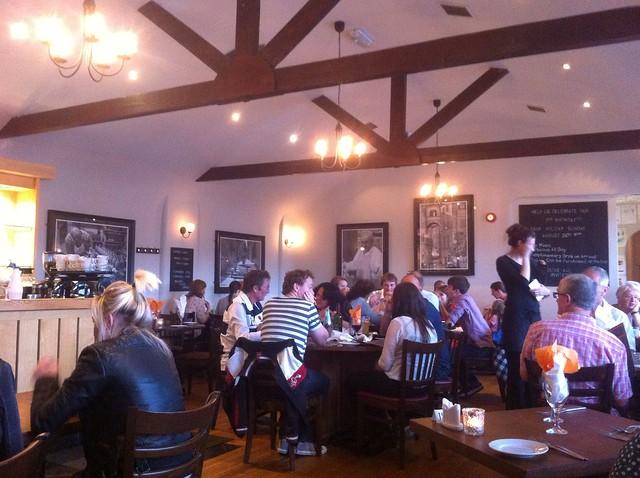 Firenze Jesmond Newcastle restaurant