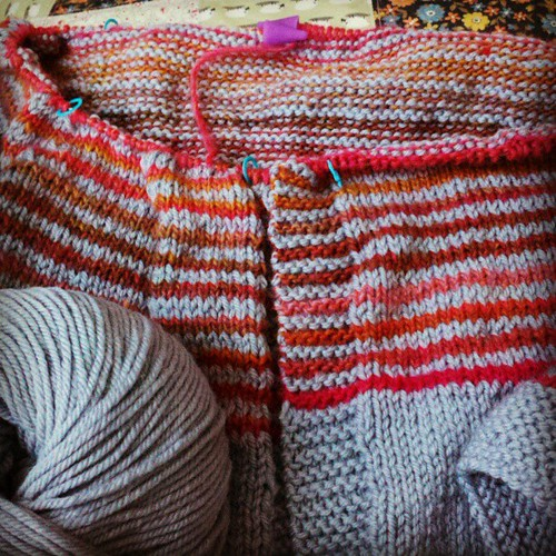#knit #inprogress