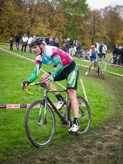 Rapha Supercross Alexandra Palace 2012