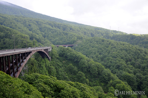 Bridge in North Japan