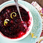 Port Wine-Infused Cranberry Sauce