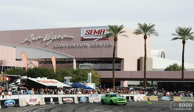 The 2012 SEMA Show