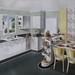 1950s Kitchen by hmdavid
