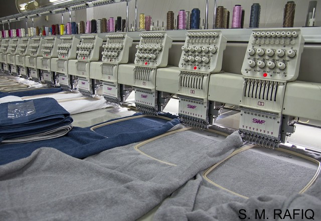 pakistan textile industry Just-style covers the apparel and textile industry in pakistan we report daily on the latest apparel and textile news, analysis and comment from pakistan.
