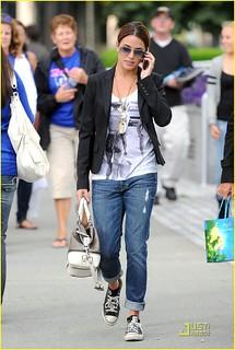 Nikki Reed Converse Celebrity Style Women's Fashion