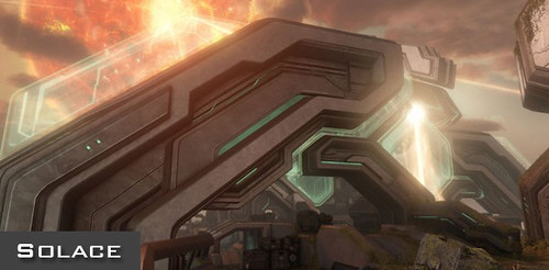 Halo 4 Solace Map Strategy Guide