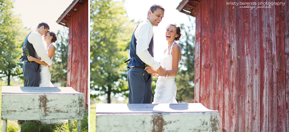 Old Barn Wedding Photos