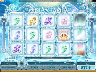 The Lost Princess Anastasia Slot Machine Online ᐈ Microgaming™ Casino Slots