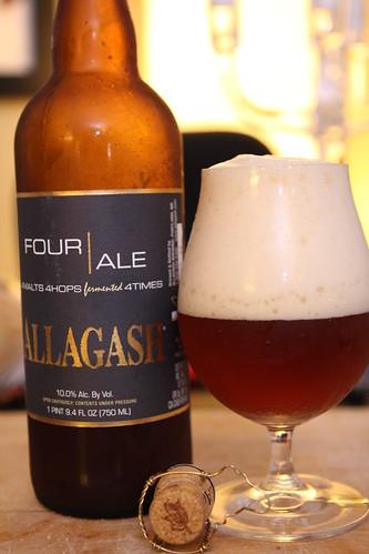 Allagash Four Ale