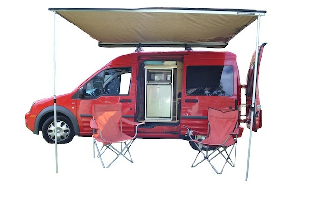 Ford Transit Connect Camper >> Ford Transit Connect RV | Flickr - Photo Sharing!