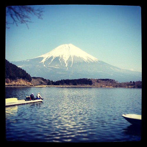 富士山がステキ