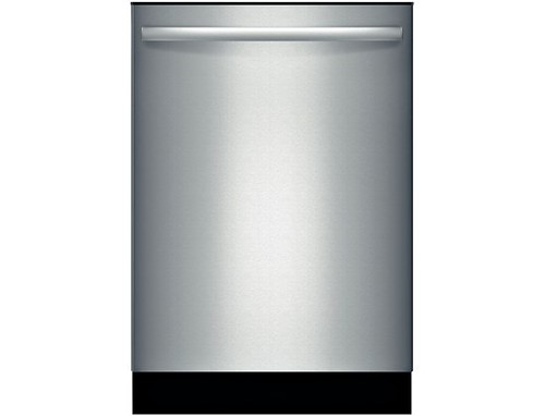 "Bosch SHX3AR75UC Ascenta 24"" Stainless Steel Fully Integrated Dishwasher - Energy Star 