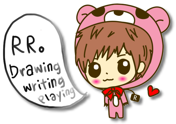 RR。Drawing | Writing | Playing
