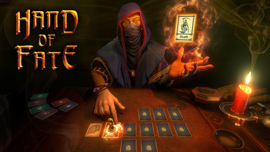 Card Games For Ps4 : Card game roguelike hand of fate coming soon to ps vita