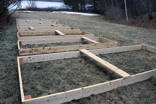 raised bed frames 2