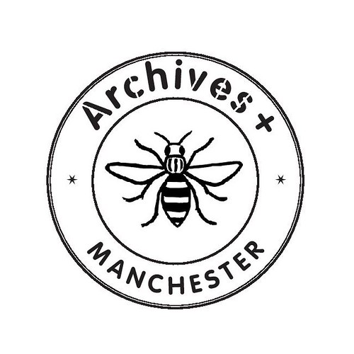 Archives+ bee stamp