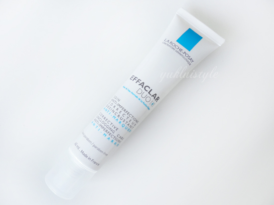 La Roche-Posay Effaclar Duo [+] (Plus) review and swatches