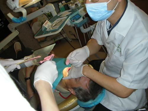 台中豐美牙醫診所-製作牙齒精細表現2