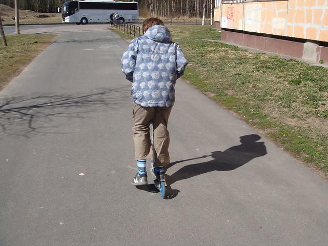 Короткие штанишки