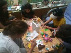 Easter crafts 2014