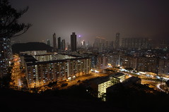 Shek Kip Mei at night