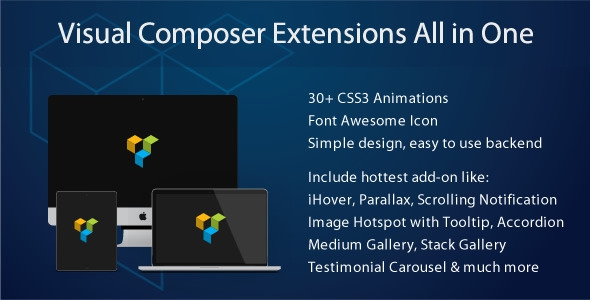 Visual Composer Extensions All in One v3.4.8.2